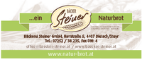 Bäcker Steiner GmbH