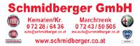 Kematen (Autohaus SCHMIDBERGER GmbH, Fiat, Alfa Romeo, Fiat Professional, Lancia-Service)