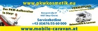 PKW Kosmetik | Mobile-Caravan Vermietung Weidecker Klaus