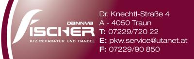 Dannya FISCHER, Kfz-Reparatur