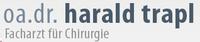 Dr. Harald Trapl Facharzt für Chirurgie