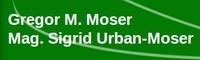 Gregor M. Moser (GREGOR M. MOSER PSYCHOTHERAPEUT (SF) | MAG. SIGRID URBAN-MOSER PSYCHOTHERAPEUTIN, KLIN., GES PSYCHOLOGIN)