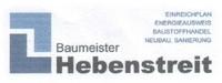 Baumeister Hebenstreit