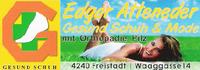 ATTENEDER Edgar, Gesund Schuh & Mode