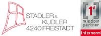 STADLER & KUDLER, Internorm, Fenster, Türen, Sonnenschutz, Garagentore