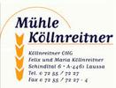 Mühle Köllnreitner Mühlenbetrieb - Futtermittel - Mehle