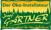 Öko-Installateur Gärtner (Josef GÄRTNER aus Grünbach, Ihr Installateur in Freistadt.)