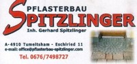 Gerhard Spitzlinger Pflasterbau