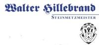 Hillebrand Walter Steinmetzmeister