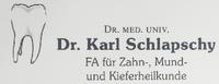 Dr. Karl Schlapschy