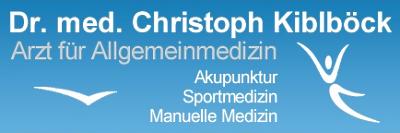 Dr. Christoph Kiblböck, Arzt für Allgemeinmedizin, Akupunktur, Manuelle Medizin und Sportmedizin in Altenberg bei Linz.