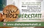 BÜRO (Die HOLZWERKSTATT Hannes Schlenkhofer, Tischlermeister)