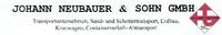 Johan Neubauer & Sohn GmbH - Transporte aller Art