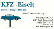 KFZ Meisterbetrieb Schachinger und Eiselt