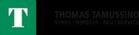 Thomas Tamussino Stahl: Nirosta : Alu : Serivce