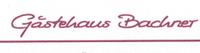 Gästehaus Bachner