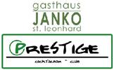 Gasthaus JANKO und Bar PRESTIGE in St. Leonhard bei Freistadt.