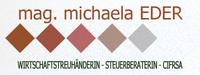 Mag. Michaela Eder Wirtschaftstreuhänderin - Steuerberaterin - Cifrsa
