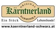 Musik Schwarz Original Kärntnerland Harmonika