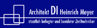 Architekt DI Heinrich Meyer
