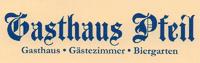 Gasthaus Pfeil - Gasthaus - Gästezimmer - Biergarten