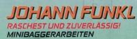 Johann Funkl - Minibaggerarbeiten