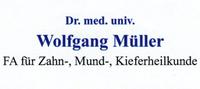 Zahnarzt Dr. Wolfgang Müller