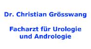 Dr. Christian Grösswang Facharzt für Urologie und Andrologie