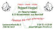 Pepperl Hoppel - Ihr Fleischermeister & Grillstaatsmeister aus Berndorf