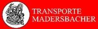 Alfred Madersbacher - Transporte - Erdbau - Kranarbeiten und Containerdienst