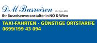 DM Busreisen und Taxi Berndorf