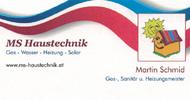 Martin Schmid - MS Haustechnik