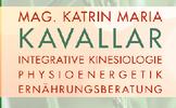 Kinesiologie - Physioenergetik - Ernährungsberatung | Mag. Katrin Kavallar