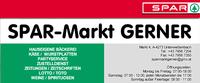 SPAR-Markt GERNER, Ihr Nahversorger in Unterweißenbach im Bezirk Freistadt.