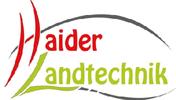 HAIDER Landtechnik in Unterweißenbach im Bezirk Freistadt.