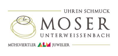 MOSER Uhren Schmuck, Ihr Mühlviertler ALM Juwelier in Unterweissenbach im Bezirk Freistadt.