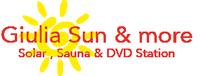 GIULIA SUN & MORE SOLAR , SAUNA & DVD Station