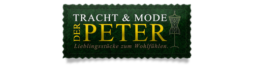 Peter Tracht & Mode Luis Trenker Shop