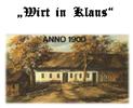 Wirt in Klaus Vorhauer Roman