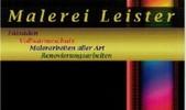 Malerei Leister