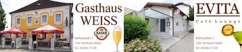 Gasthaus WEISS in Aschbach Markt