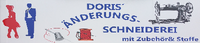 Doris Alesi's Änderungsschneiderei mit Zubehör