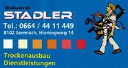 Trockenausbau & Dienstleistungen Eduard Stadler