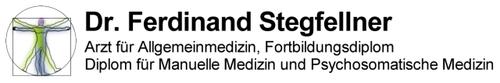 Dr. Ferdinand Stegfellner, Arzt für Allgemeinmedizin, Manuelle- und Psychosomatische Medizin in Naarn im Bezirk Perg.