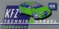 KFZ Technik & Handel Grünauer