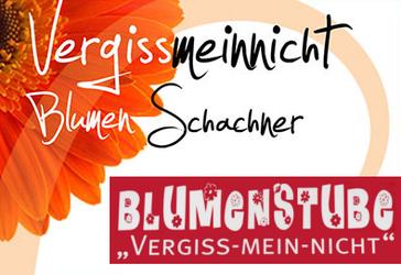 Blumen SCHACHNER, Gärtnerei und Blumenstube