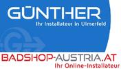 Installateur GÜNTHER (Installateur GÜNTHER und BADSHOP-AUSTRIA in Ulmerfeld bei Amstetten)