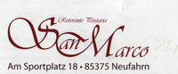 Ristorante Pizzaria San Marco | Inh. Esmeralda Rrakulli | Pizzeria