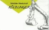 Manfred Kölblinger Reparatur + Service Baumaschinen