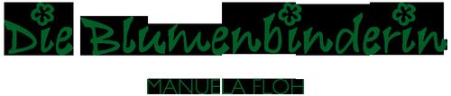 Die Blumenbinderin Manuela Floh